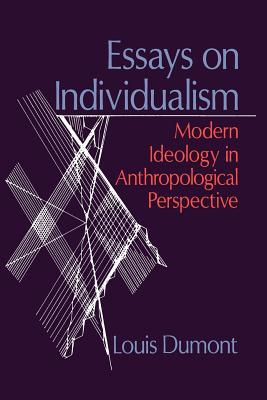 Essays on individuality