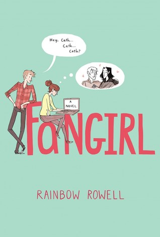 Ink and Page Brief INK Fangirl by Rainbow Rowell