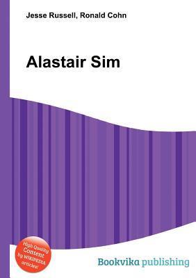 Alastair Sim  by  Jesse Russell