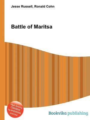 Battle of Maritsa Jesse Russell