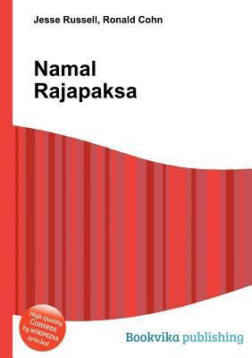 Namal Rajapaksa  by  Jesse Russell