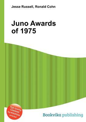 Juno Awards of 1975 Jesse Russell