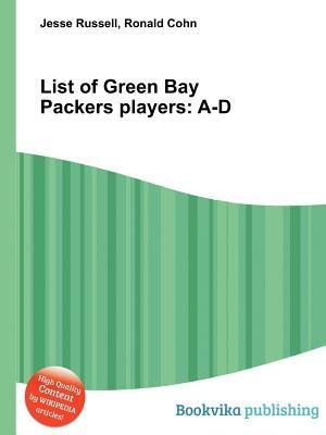 List of Green Bay Packers Players: A-D Jesse Russell
