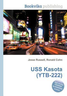 USS Kasota (Ytb-222) Jesse Russell