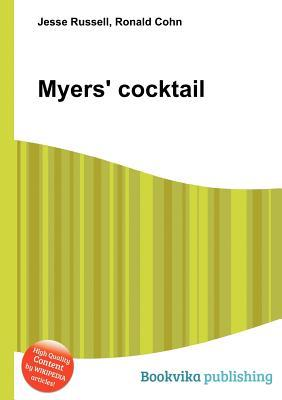 Myers Cocktail Jesse Russell