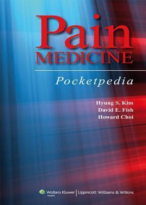 Pain Medicine Pocketpedia Hyung S Kim