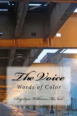 The Voice: Words of Color Angelique Williams McNeal