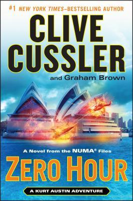 Book Review: Clive Cussler & Graham Brown's Zero Hour