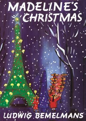 Madeline's Christmas by Ludwig Bemelmans — Reviews ...