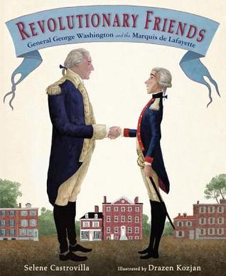 Revolutionary Friends General George Washington And The Marquis De Lafayette By Selene