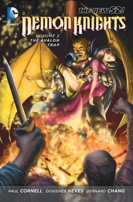 Demon Knights, Vol. 2: The Avalon Trap (2013)