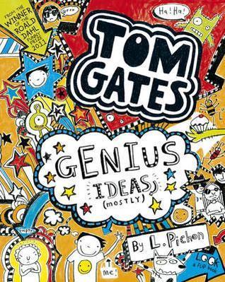 Genius Ideas [Mostly] (Tom Gates, #4)