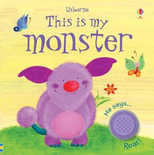 This Is My Monster  by  Sam Taplin