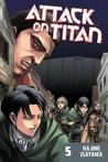 Attack on Titan, Vol. 5 (Attack on Titan, #5)