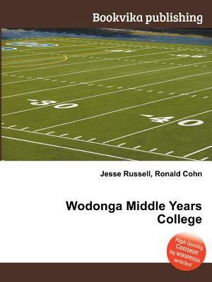 Wodonga Middle Years College Jesse Russell