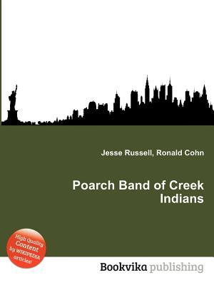 Poarch Band of Creek Indians Jesse Russell