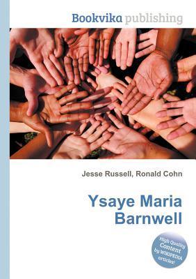 Ysaye Maria Barnwell Jesse Russell
