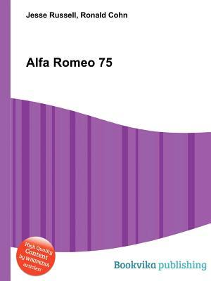 Alfa Romeo 75  by  Jesse Russell