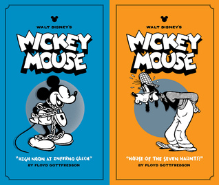 Walt Disney's Mickey Mouse: Vols. 3 & 4 Collector's Box Set