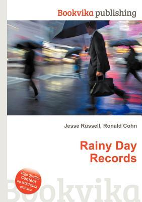 Rainy Day Records Jesse Russell