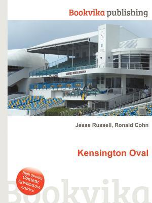 Kensington Oval  by  Jesse Russell
