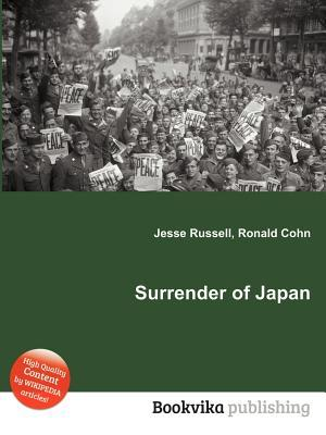 Surrender of Japan  by  Jesse Russell