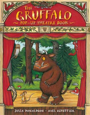 The Gruffalo Pop-Up Theatre Book Julia Donaldson