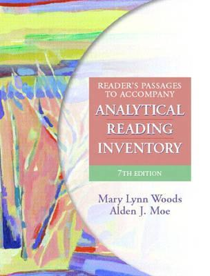 Analytical Reading Inventory: Comprehensive Assessment For All Students Including Gifted And Remedial  by  Mary Lynn Woods