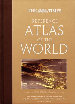 The Times Reference Atlas of the World. Various