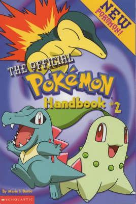 The Official Pokémon Handbook 2  by  Maria S. Barbo