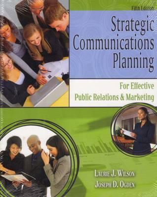 Public Relations Writing and Media Techniques, Books a la Carte / Edition 8