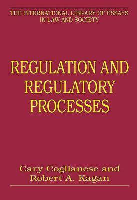 Regulation and Regulatory Processes  by  Cary Coglianese