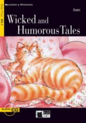 Wicked and Humorous Tales [With CD (Audio)]  by  Saki