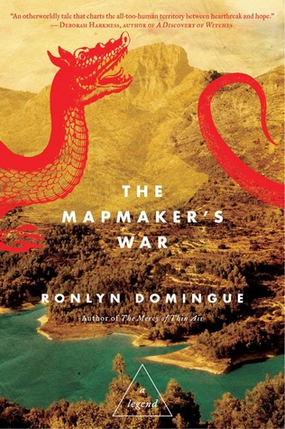 The Mapmaker's War (Keeper of Tales Trilogy, #1)