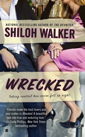 Book Review: Shiloh Walker's Wrecked