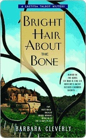 Bright Hair About the Bone (Laetitia Talbot, #2) Barbara Cleverly