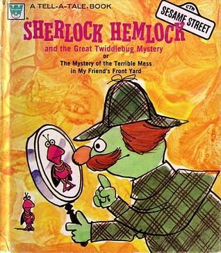 Sherlock Hemlock: The Great Twiddlebug Mystery Jolly Roger Bradfield