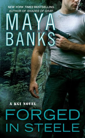 Book Review: Maya Banks' Forged in Steele