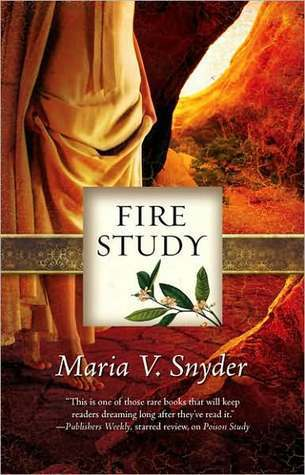 Book 3: FIRE STUDY