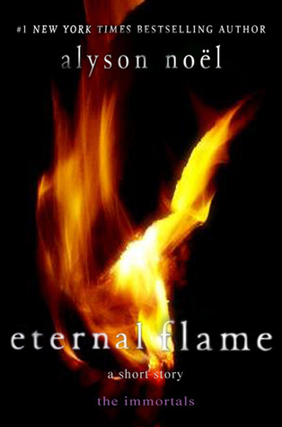 Eternal Flame (The Immortals, # 0.5)