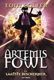 Artemis Fowl – De Laatste Beschermer – Eoin Colfer