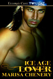 Ice Age Lover (Werewolf Sentinels #4)