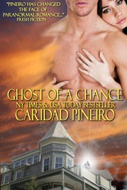 Ghost Of A Chance  by  Caridad Piñeiro