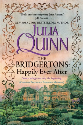 Book Review: Julia Quinn's The Bridgertons: Happily Ever After