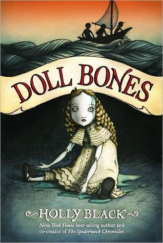 Cover originale di Doll Bones