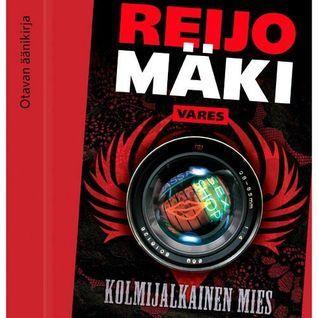 Kolmijalkainen mies  by  Reijo Mäki
