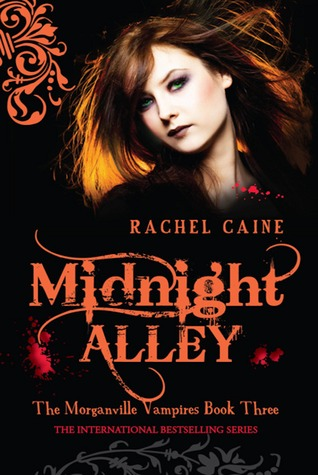 Midnight Alley by Rachel Caine book cover