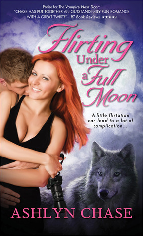 Flirting Under a Full Moon (Flirting with Fangs Trilogy, #1)  - Ashlyn Chase