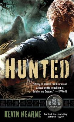 Book Review: Kevin Hearne's Hunted