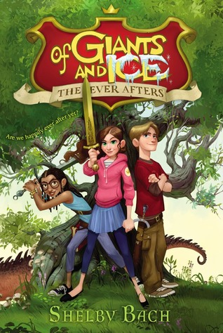 Of Giants and Ice (The Ever Afters #1)